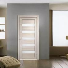 Материал для производства раздвижных дверей используется самый разный