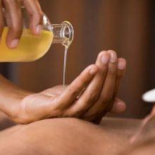 Домашняя косметология: массажное масло на основе кукурузного