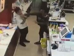 Несмотря на всю свою «душевность», грабитель был арестован