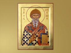 Святой Спиридон Тримифунтский: скорый помощник в стоптанных сапожках