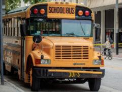 Опасным веществом, распылённым в автобусе, оказался дезодорант