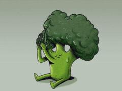 Художник превращает фрукты и овощи в оживших харизматичных персонажей