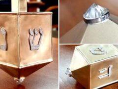 Ювелиры создали самый дорогой в мире дрейдл