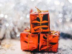 Потерянный рождественский подарок всё-таки нашёл своих получателей