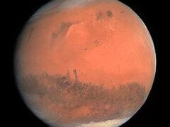На Марсе обнаружилось послание, состоящее из одной буквы