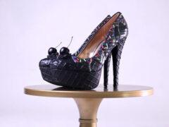 Туфли, похожие на торты и пирожные, так и хочется съесть