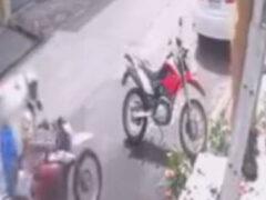 Находчивые преступники продемонстрировали новый стиль ограбления