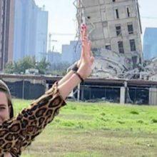 Неудачный строительный взрыв подарил городу новую достопримечательность