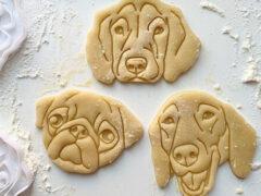 Любящим хозяевам предложили печь печенье в виде домашних питомцев