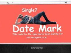 Холостяк решил найти любовь с помощью рекламного плаката