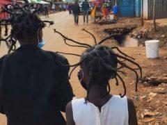 Парикмахеры придумали странную «коронавирусную» причёску