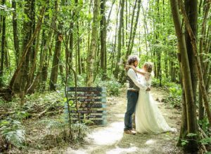 Женщина подарила вторую жизнь своему свадебному платью