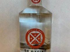 Вместо алкоголя в бутылках оказалось дезинфицирующее средство для рук