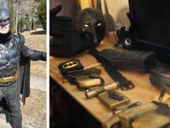 Любитель косплея создал рекордный костюм Бэтмена