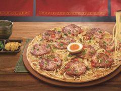 Рестораторы решили положить на пиццу лапшу
