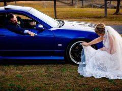 Невесту, почистившую жениху машину, обвинили в отсутствии самоуважения