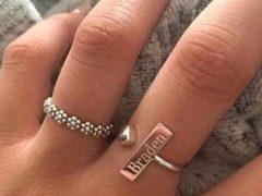 Люди заклеймили позором именное обручальное кольцо
