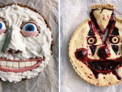 Заскучавшая кулинарка принялась печь ужасные пироги