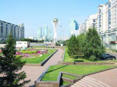 День столицы онлайн: как в Нур-Султане отметили 22-летие города