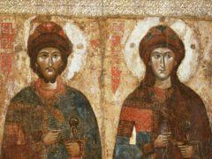 Чем известны святые Святые Борис и Глеб и о чем им молятся?
