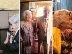Пожилые супруги гордятся тем, что стали мировыми рекордсменами