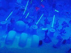 Очередная «звёздная война» началась в обычном аквариуме