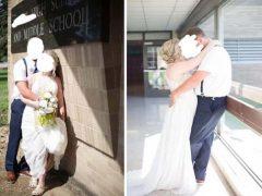 Люди обсуждают странный выбор невесты, слишком ценящей комфорт