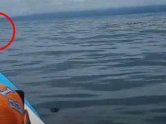 Рыбака, который провёл три дня в морской воде, нашли и спасли