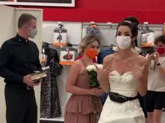 Невеста явилась к возлюбленному на работу, чтобы заставить его жениться