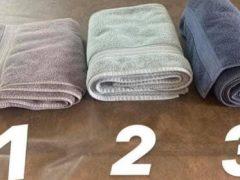 Люди спорят о том, как правильно складывать полотенца