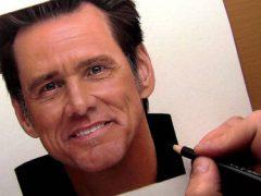 Художник тратит немало времени на создание гиперреалистичных карандашных портретов