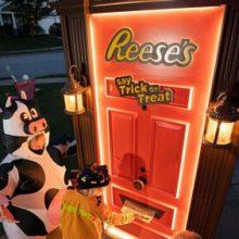 Дети смогут получить праздничные конфеты, соблюдая социальную дистанцию