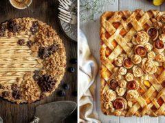 Мастерица печёт пироги, которые так и просят, чтобы их съели