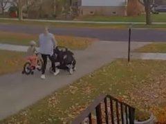 Ситуация с тремя детьми «на колёсах» едва не вышла из-под контроля