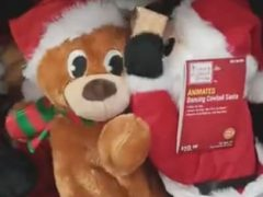 Санта-Клаус, продающийся в магазине, не имеет ни малейшего понятия о приличиях