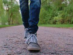 Поругавшись с женой, мужчина ушёл из дома и прошёл более 400 километров