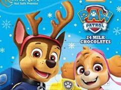 Папа разгневался, обнаружив в детском календаре шоколадное оружие
