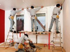 Неоспоримые преимущества профессиональных работников по ремонту.