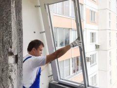 Окна и особенности их монтажа.