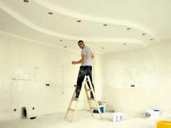 Звукоизоляция под натяжной потолок залог качественного ремонта.