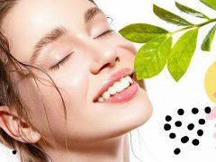 Питание и защита кожи лица важная часть ухода.