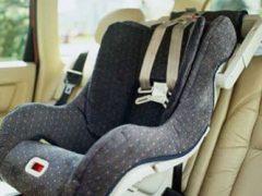 Угонщик отругал мать, забывшую ребёнка в машине