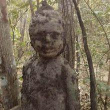 Жилище термитов напоминает мальчика-духа, исполняющего желания