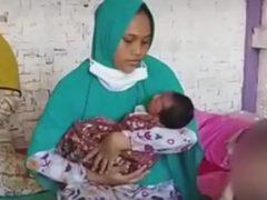 Молодая женщина забеременела из-за таинственного порыва ветра