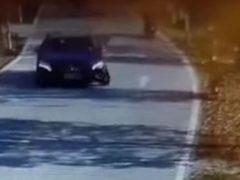 Неосторожный мальчик не погиб благодаря хорошей реакции водителя