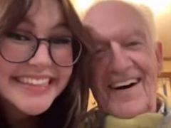 Дедушка решил отметить день рождения в новом ярком образе