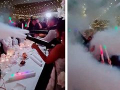 Свадебный ди-джей неожиданно попал на рейв-вечеринку