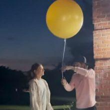 Воздушный шар, «удравший» с гендерной вечеринки, расстроил всех ненадолго