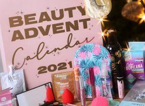 Женщинам предложили запастись удивительным календарём, чтобы навести красоту к зимним праздникам