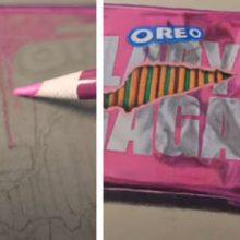 Рисунки художника-самоучки кажутся реальными предметами